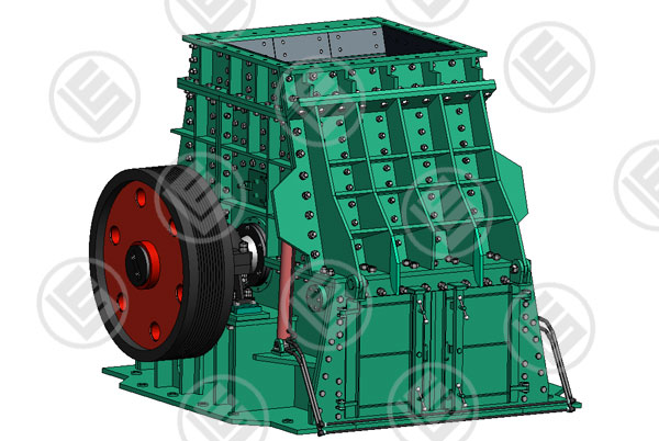 NB Series single-stage hammer crusher
