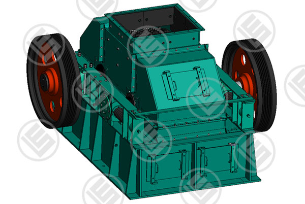 2PGC Series Double Roll Crusher